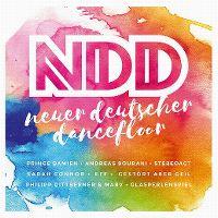 Cover  - NDD - Neuer deutscher Dancefloor [2016]